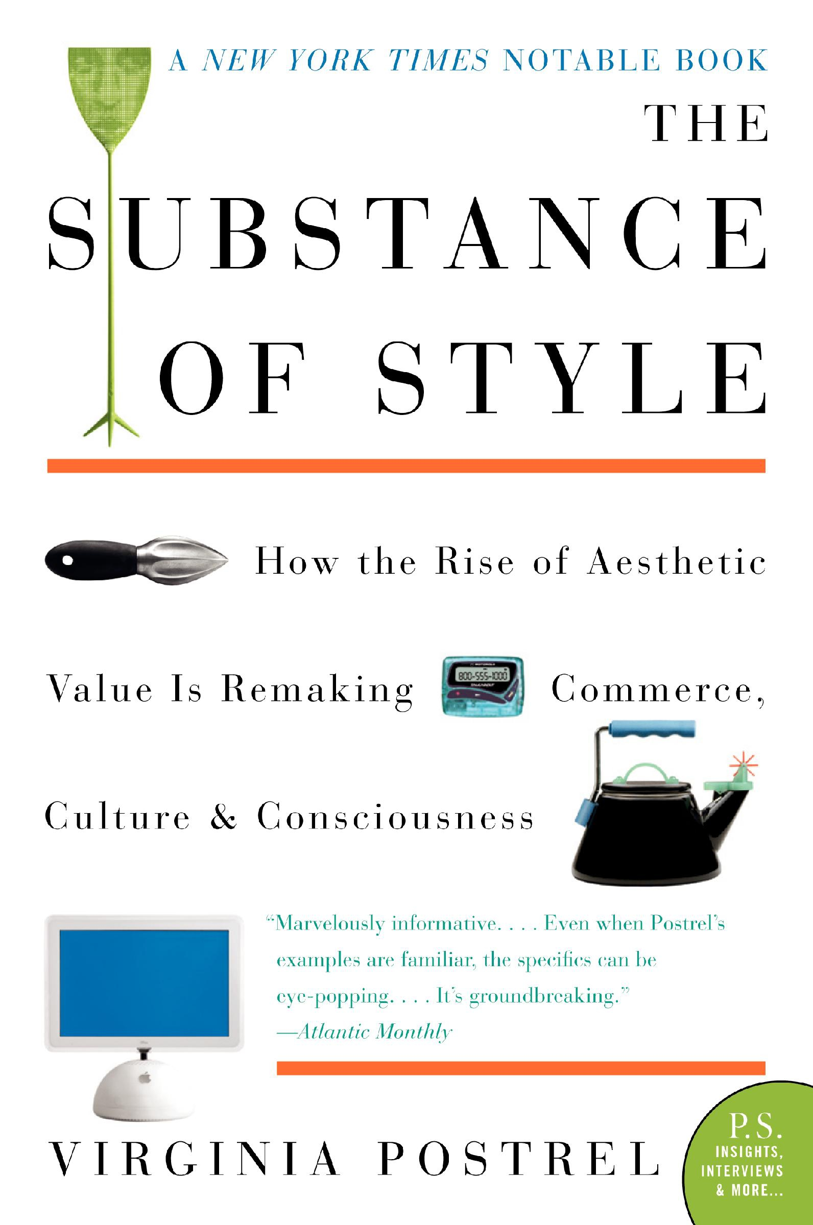 substance books review