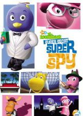Backyardigans Super Secret Spy