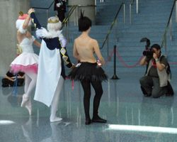 Princess tutu backs