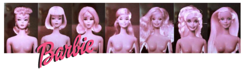 Barbie_faces_timeline