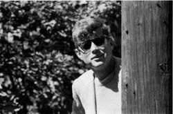 JFK sunglasses