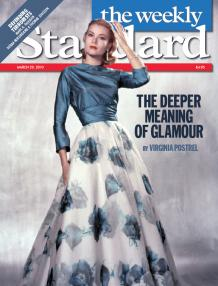 Weekly Standard Grace Kelly glamour cover
