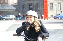 Bike Helmets For Women Stylish YAKKAY spring chic bike