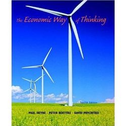 Economic Way of Thinking wind turbines