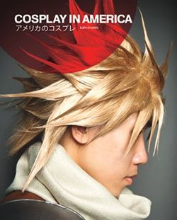 Cosplay in America book cover © Ejen Chuang
