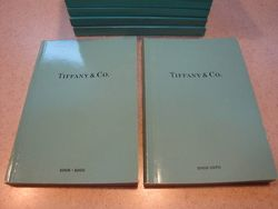 Tiffany catalogs