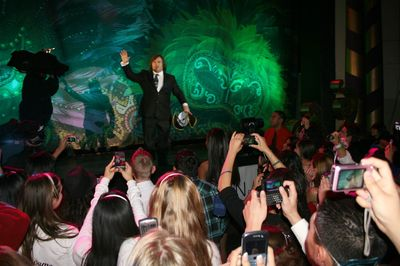 Jack Black at Renal Teen Prom 2010