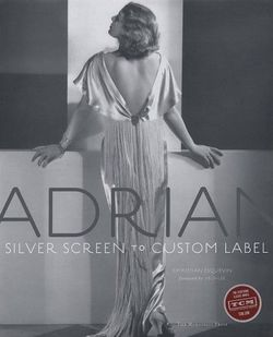 Adrian Silver Silver Screen to Custom Label by Christian Esquevin