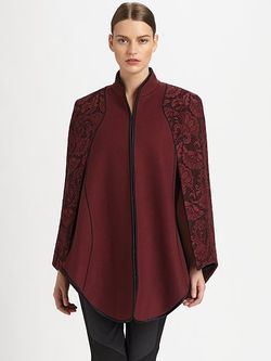 Jason Wu cape Saks Fifth Avenue