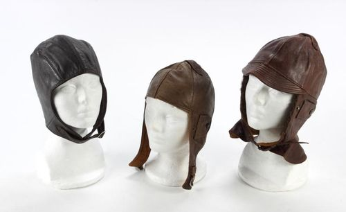 Lot104626 Greta Garbo driving caps Juliens Auctions