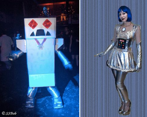 The carnival of halloween deep glamour halloween robots solutioingenieria Gallery