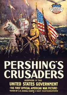 Pershings_Crusaders_WWI_poster